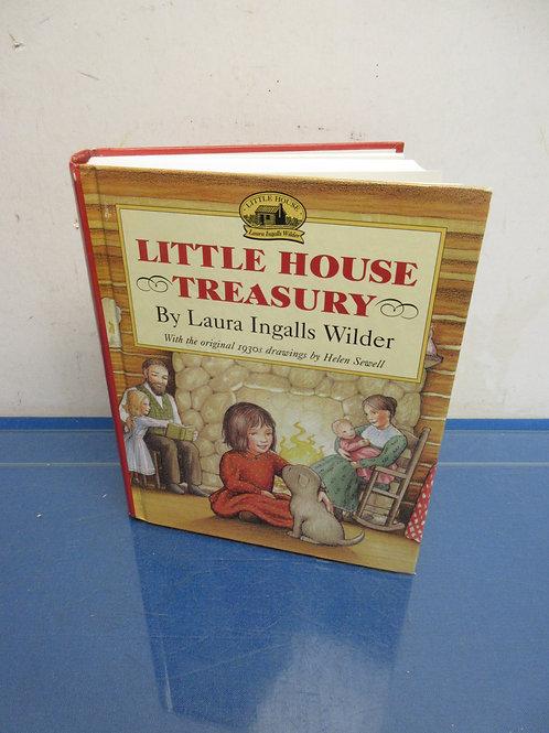 "Children's hardback book ""Little House Treasury"""