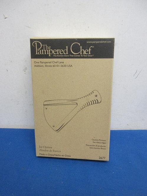 Pampered Chef jar opener