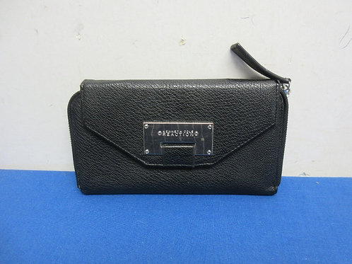 Kenneth Cole reaction black ladies wallet