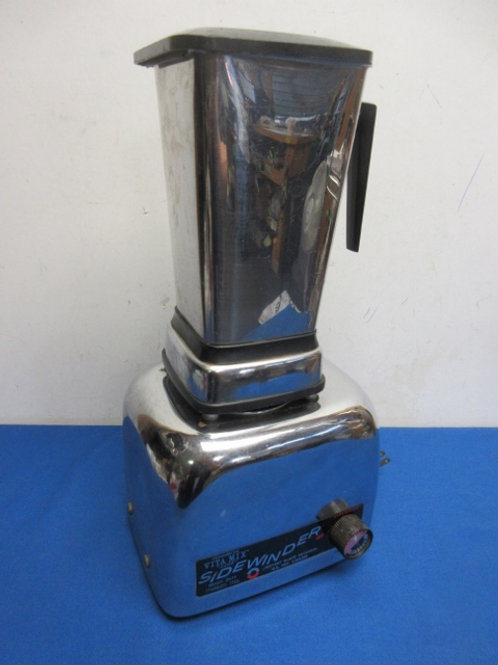 Vita mix sidewinder stainless steel commercial grade blender