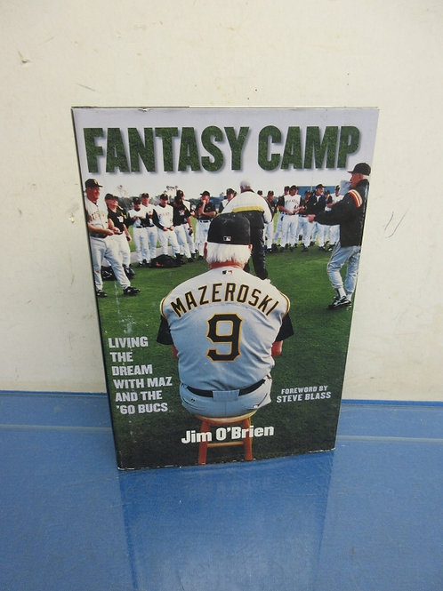 Fantasy Camp-living the dream with Maz & the 60's Bucs