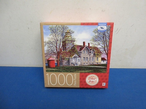 Somerset lighthouse 1000pc jigsaw puzzle, New