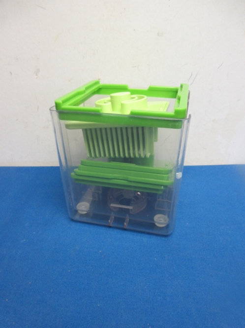 Chop Magic, green and clear chopper set, 2 available