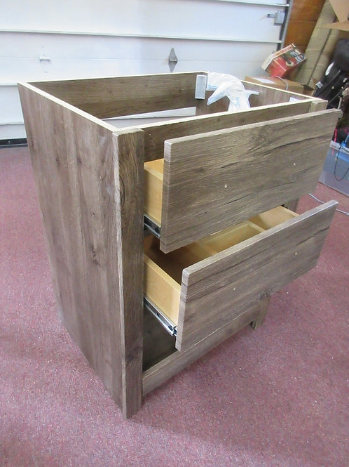 "Masterbrand Cabinet 24"" vanity-vintage oak-includes hardware"