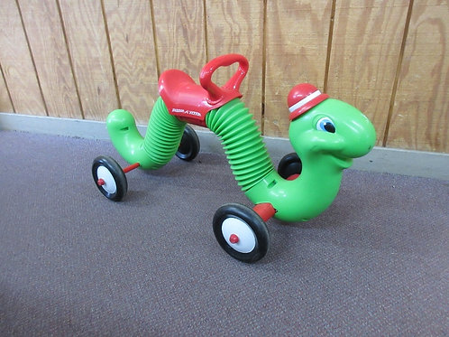 Radio Flyer inchworm, classic ride for 2 to 5 yr. olds