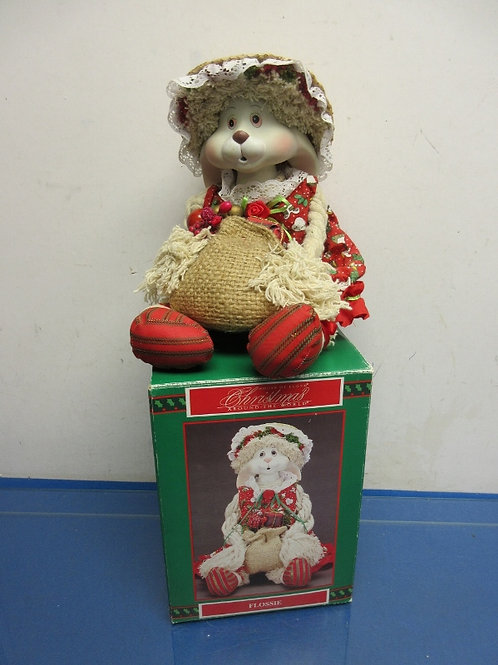 "House of Lloyd mop doll ""flossie"" - in box"