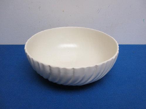 White  Franciscan ware serving bowl