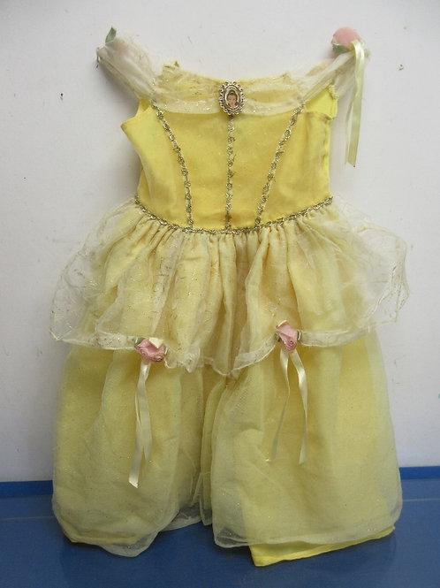 Disney princess Belle dress-size XSmall
