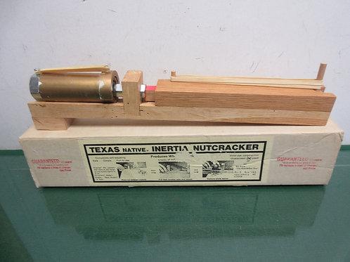 Vintage Texas native inertia nutcracker in box