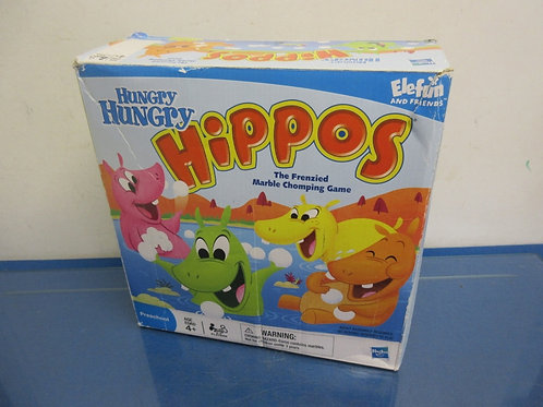 Hungy Hungry Hippos game
