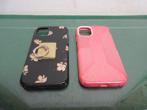 Pair of phone covers
