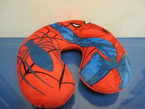 Spiderman neck pillow