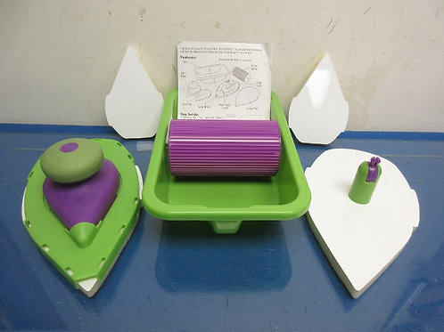 Point n paint kit-great for edges and corners, instructions