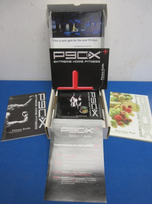 P90X Extreme Home Fitness 13 dvd's