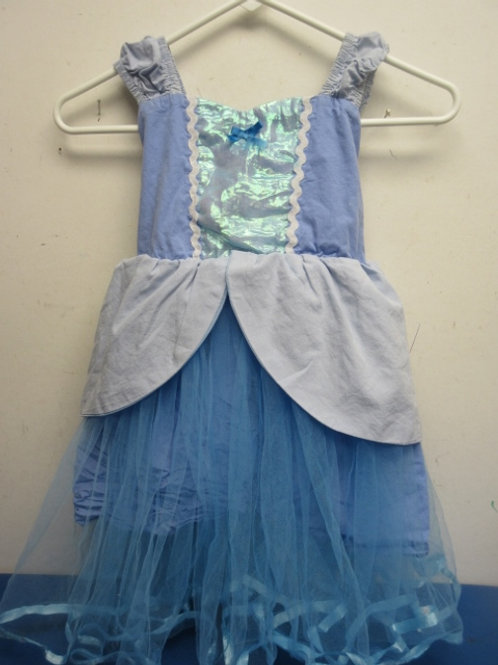Blue childs costume/ Ballerinia tu tu- size small