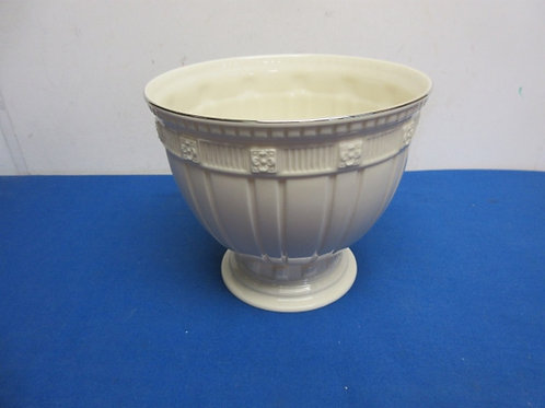 """Lenox large footed bowl - 9""""dia x 8"""""""