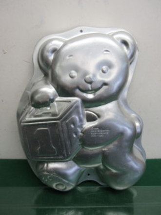 Wilton Cake Pan-One Year Old Bear