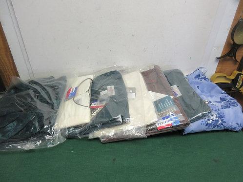 QVC clothing - 7 pc set - all brand new w/tags - size M - Susan Graver, SG Sport