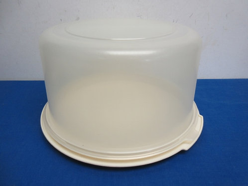 Rubbermaid large round cake container