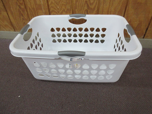 Sterilite x large white laundry basket