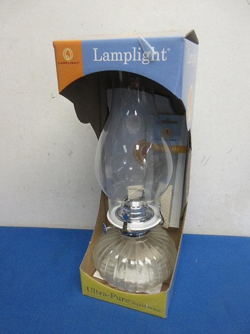 Lamplight ulta pure liquid lamp, new in pkg