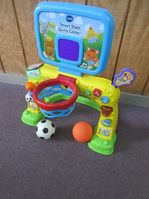V-tech smart shots sports center with 2 balls