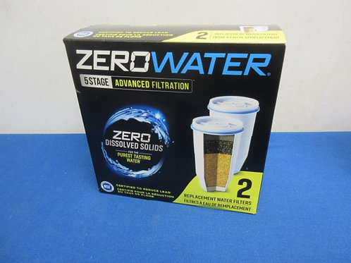 Zero Water 5 stage advanced filtration water filter - only 1 in box