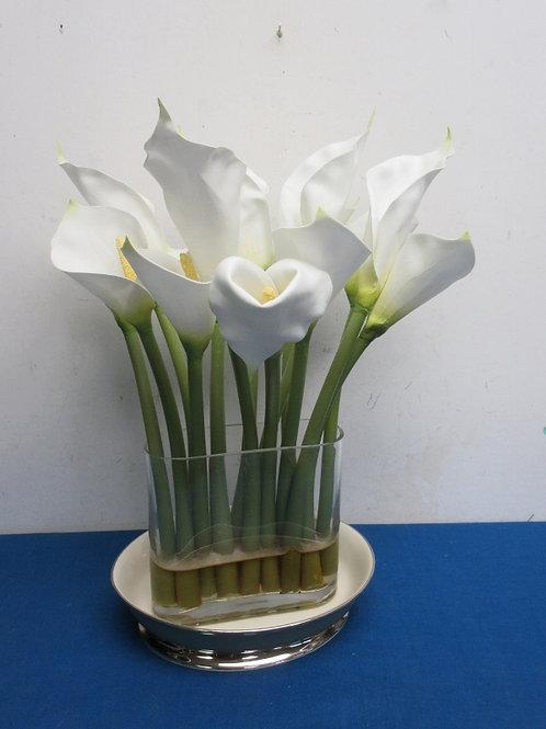 Large Cali lily water arrangement