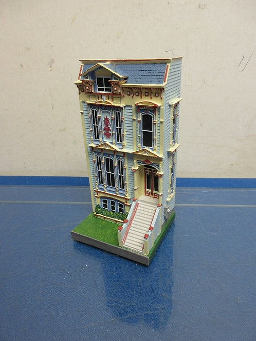 """Lefton china 2 story townhouse from 1995, """"Penelope"""" 7"""" high"""