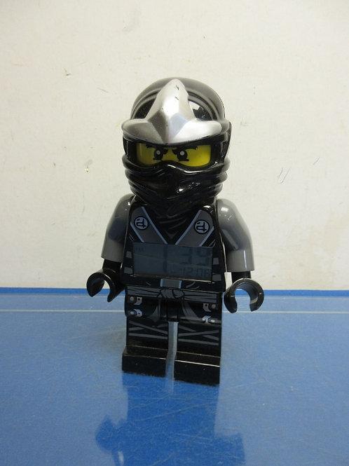 Lego Ninjago character alarm clock