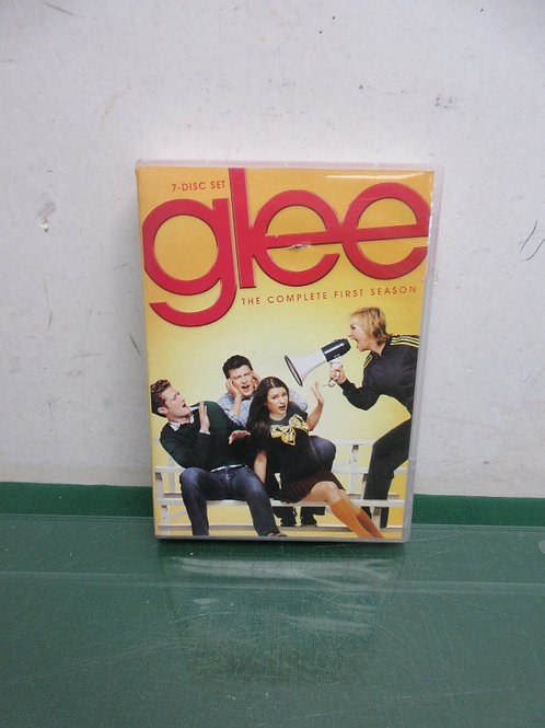 Glee the complete first season, 7 disc set