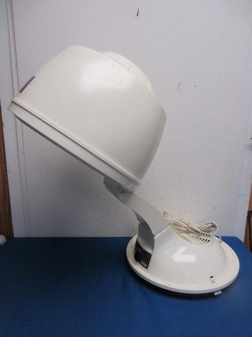 Hot Tools comfort control adjustable hood bonnet hair dryer