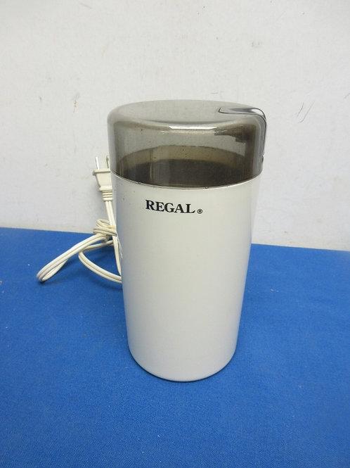 Regal coffee grinder