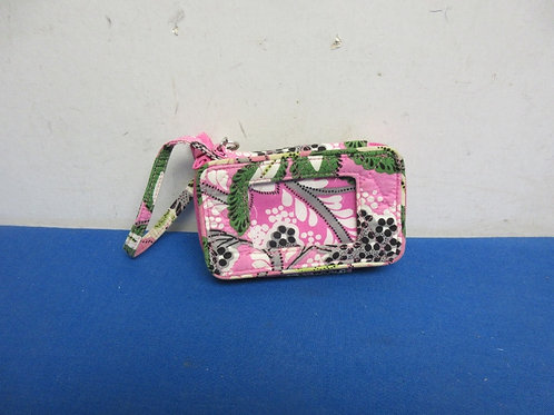 Vera Bradley pink wallet