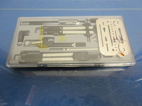 Alvin precision drafting set from Germany
