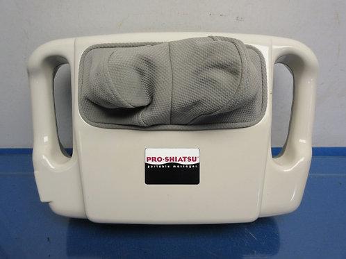 Pro Shiatsu electric portable massager