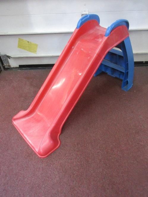 LittleTike blue & red slide