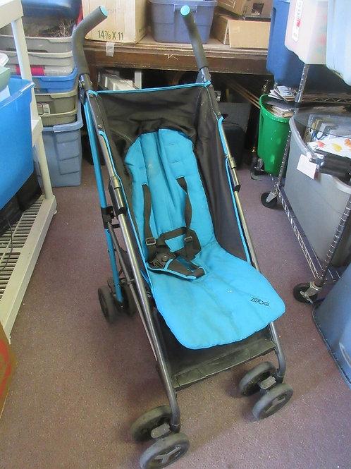 Zobo blue & black heavy duty umbrella stroller