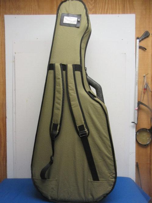 Gator Transit Series GTR-DREAD12 Dreadnought Guitar Case Tan w/ Backpack Straps
