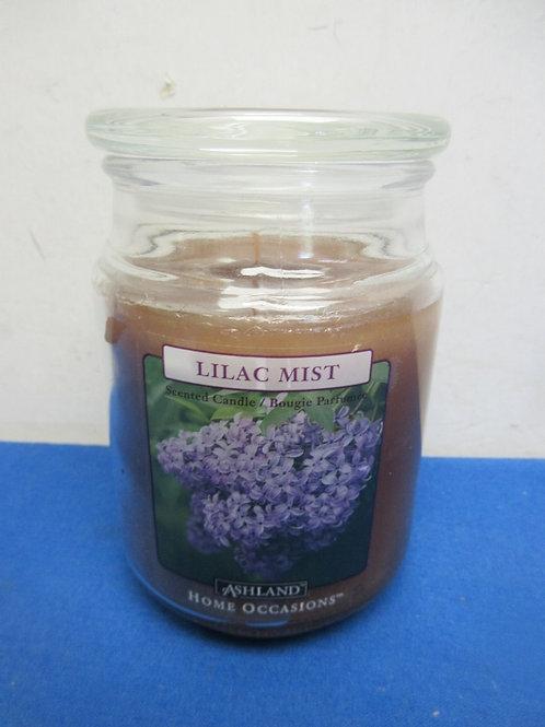 Lilac mist jar candle - 18oz - new