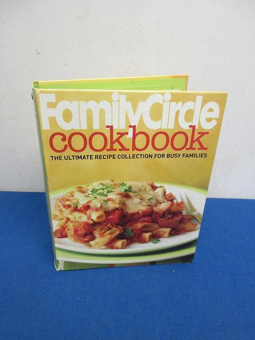 Binder style cookbook - Family Circle
