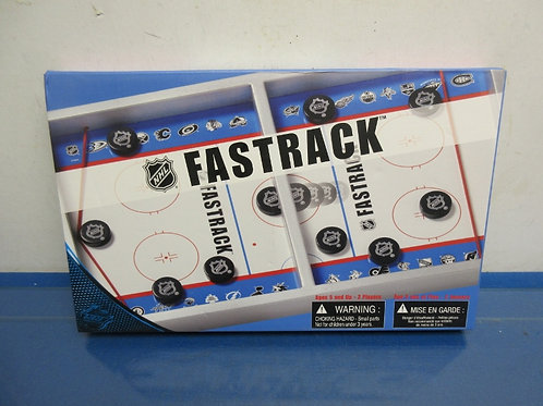 Fast track table top hockey, ages 5 and up
