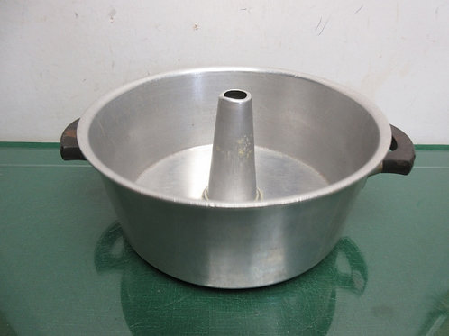 Wearever, heavy aluminum angel food cake pan