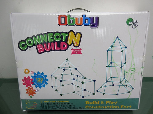 Obuby connect build starter set, 120pcs, New