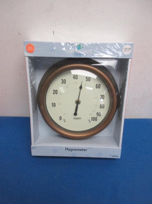 Hygrometer gage, humidity, new