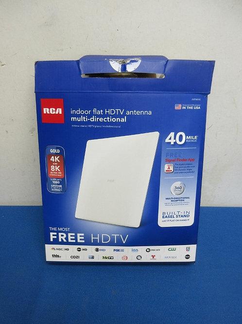 RCA indoor flat HDTV multi directional antena