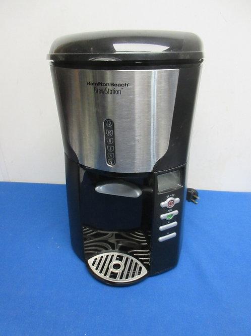 Hamilton beach brew coffee maker