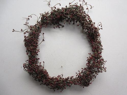 Red berry garland, 3 foot piece