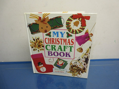 My Christmas craft book, hardback book