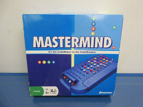 MasterMind game, ages 8 & up